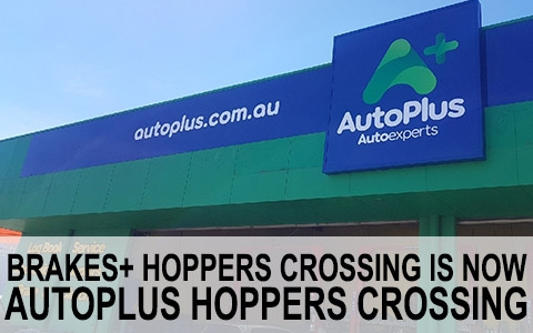 HOPPERS CROSSING BRAKES +