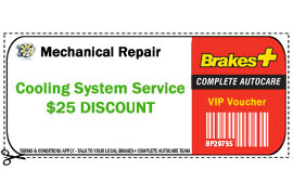 Mechanical Repairs VIP Voucher